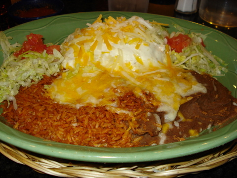 Rice Village Mexican Food