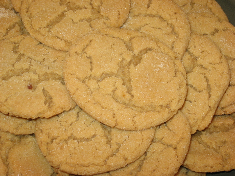 Brown Sugar Cookies | Busy Nothings