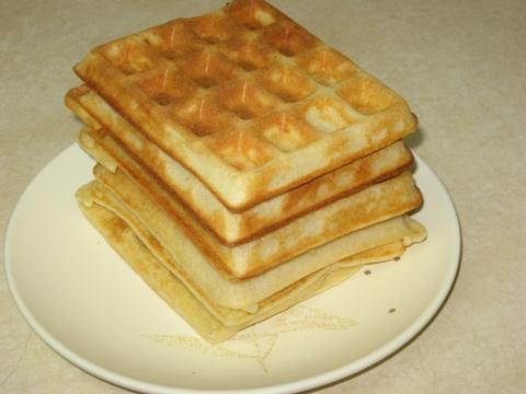 belgian waffle recipe. Overnight Belgian Waffles